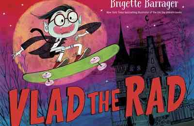 Brigette Barrager Hosts Readings for New Book Vlad the Rad