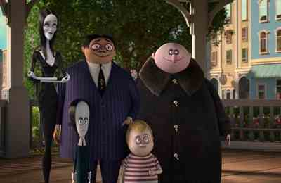 Conrad Vernon Directs 'The Addams Family'