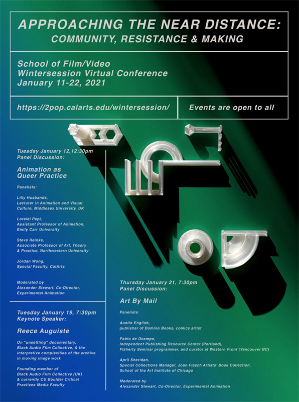 Approaching the Near Distance, a Film/Video virtual conference