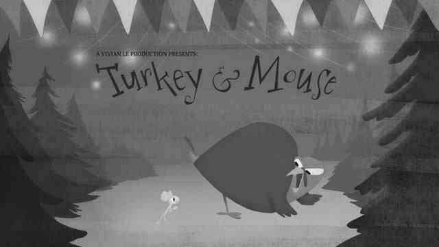 Turkey & Mouse