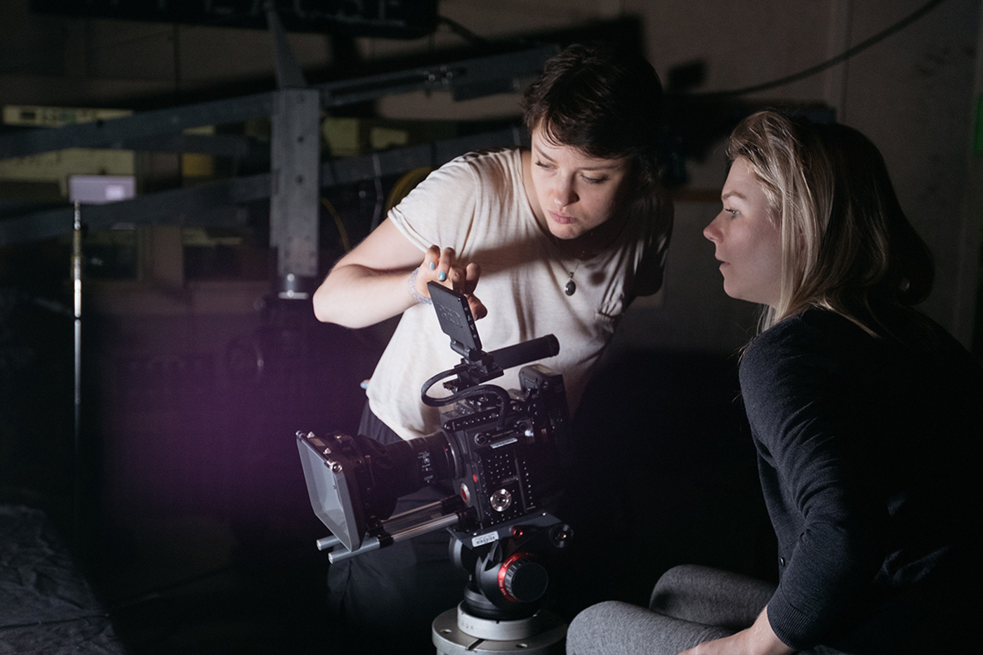 On-set Filmmaking Techniques